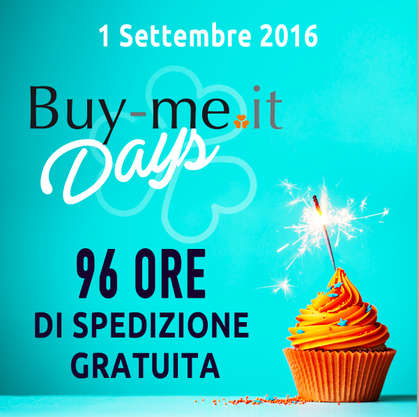Arrivano i Buy-me Days